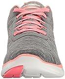 Skechers Flex Appeal 2, Baskets Basses Femme