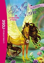 Bella Sara 13 - Le labyrinthe d'Emma de Natacha Godeau
