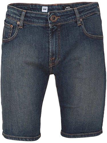 Volcom Herren Shorts Vorta Denim Blau - blue - Vintage