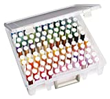 Art Bin Super Satchel Box W/rimovibile Thread vassoi-15 X 14' x 3.5'