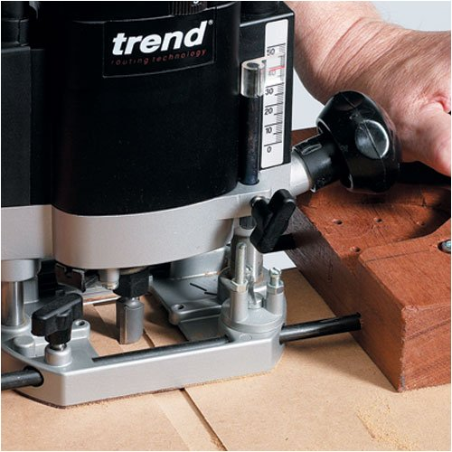 "Trend 3/72 Router Cutter 1/2""tct"