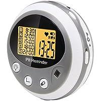 Pillenschachtel, 5 Alarmzeiteneinstellbar Ton Alarm+ Vibrationsalarm (9739007921) preisvergleich bei billige-tabletten.eu