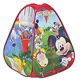 Kinderzelt - Popup Tenda - Mickey Mouse Club