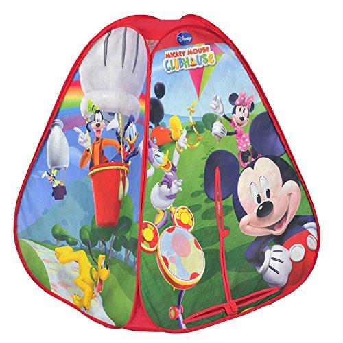 Mickey Mouse - Tienda de campaña (KNORRTOYS.COM)