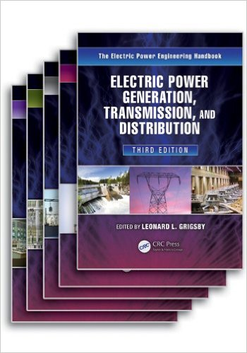 The Electric Power Engineering Handbook, Third Edition - Five Volume Set