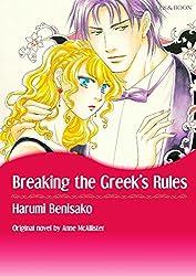 BREAKING THE GREEK'S RULES (Mills & Boon comics)