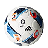 adidas Herren Ball EURO 2016 Top Glider White/Bright Blue/Night Indigo 5
