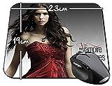 The Vampire Diaries Nina Dobrev Tapis De Souris Mousepad PC
