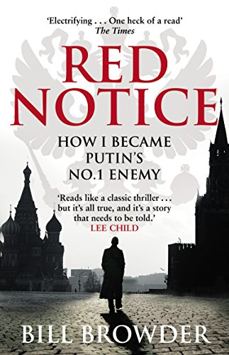 Red Notice (Corgi Books) por Bill Browder