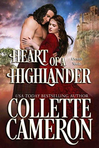 Heart of a Highlander: A Historical Scottish Romance (Castle Brides) (English Edition) (Free Teen Ebooks)