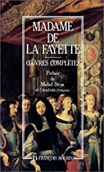 OEUVRES COMPLETES LA FAYETTE