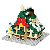Nanoblock 2011 Casa di Natale Japan Limited [Toy] (Importato da Giappone)