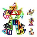 Innoo Tech Magnetic Building Blocks | 108 Pcs Magnet Blocks Set | Kid