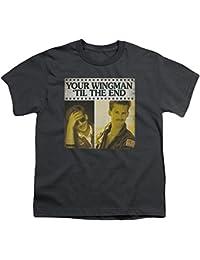 Top Gun - Jugend Til The End T-Shirt