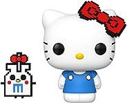 Funko 43464 POP Vinyl Sanrio: Hello Kitty-HK (Anniversary) verzamelbaar speelgoed, meerdere kleuren