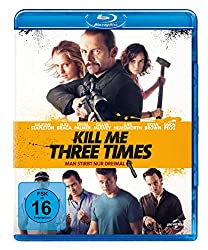 Kill Me Three Times - Man stirbt nur dreimal [Blu-ray]