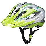 KED Street Pro Helmet Junior Pearl Green Matt Kopfumfang M | 53-58cm 2018 Fahrradhelm