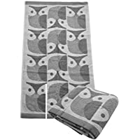 Amazon.co.uk: Grey - Bath Towels / Towels: Home & Kitchen