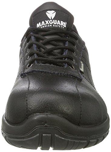Maxguard - Curtis C340, Scarpe antinfortunistiche Uomo Nero (nero)