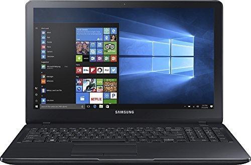 Samsung Notebook 5-15.6 HD Touch - 7Gen i5-7200U - NVIDIA 920MX - 8GB - 1TB HDD - Black image