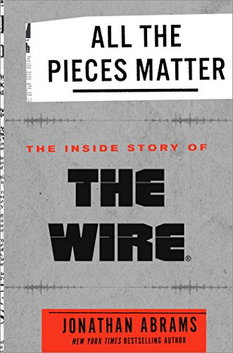 All The Pieces Matter por Abrams Jonathan