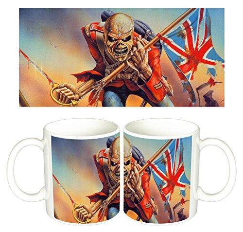 Iron Maiden The Trooper B Tazza Mug