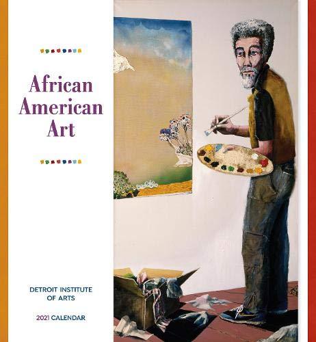 African American Art 2021 Wall Calendar