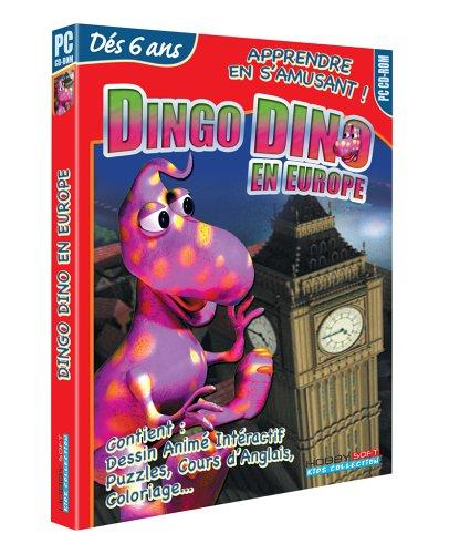dingo-dino-en-europe