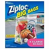 Johnson S C Inc65644Ziploc Big Storage Bag-XL ZIPLOC BIG BAGS