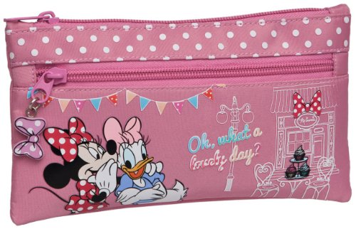 Disney , Damen Satchel-Tasche As stated - Pencil Case Minnie and Daisy 22x12cm