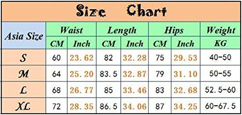 LINNUO Femme Impression De Camouflage Yoga Pantalon Élastique Taille Pantalons DEtriers Sport Leggings Gym Fitness Style2