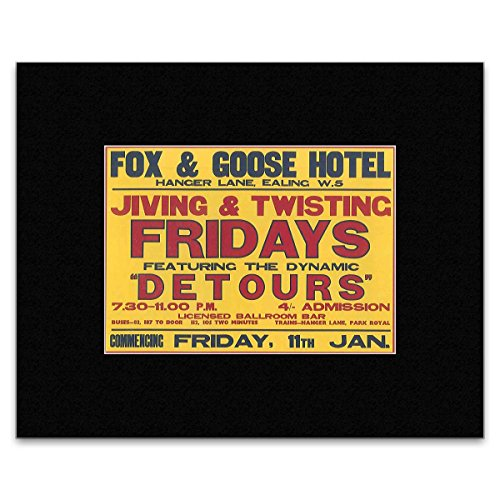 detours-jiving-and-twisting-fridays-matted-mini-poster-122x172cm