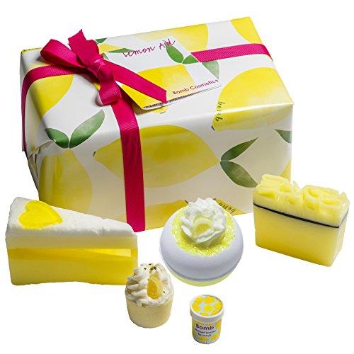 Bomb Cosmetics Lemon Aid Handmade Gift Pack