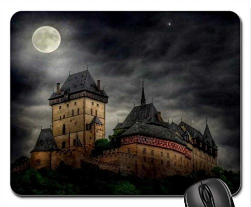 HOUSE OF DRACULA Mouse Pad, Mousepad (Houses Mouse Pad) House Of Dracula