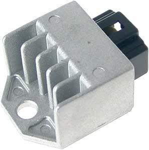 2extreme 4 Pin Spannungsregler Gleichrichter Kompatibel Für Yamaha Aerox 50 Cat 03 Typ Sa14 Auto