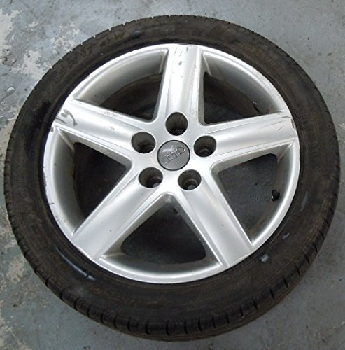 "Audi A4 B6 A6 C5 17"" 5 Spoke Sport Alloy Wheel for sale  Delivered anywhere in UK"