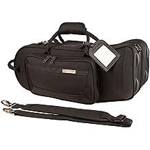 Protec PB301TL - Estuche para trompeta, color negro
