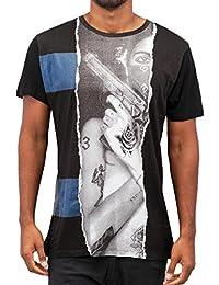 Assassin religion t-shirt noir