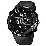 Herren Armbanduhr Outdoor Uhr Digitaluhr Sportuhr Multifunktionsuhr