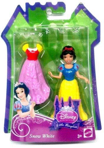 Disney Princess Little Kingdom Mini Snow White Fashion Set (Snow White Princess Fashion Set)
