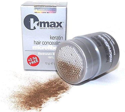 k-max-10-g-negro-polvo-de-cabello-100-natural-aporta-de-volumen-mascara-lalopecia