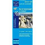 Île d`Ouessant  1 : 25 000: Ign.0317ot