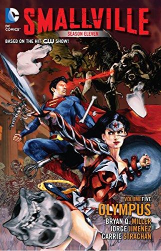 Smallville Season 11 Vol. 5: Olympus - Vol Smallville 1
