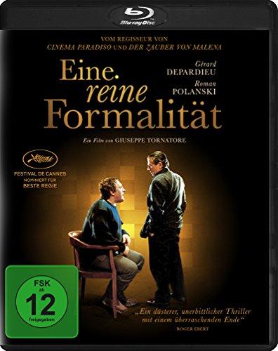 Bild von Eine reine Formalität [Blu-ray]