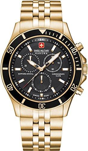 SWISS MILITARY-HANOWA Herren-Armbanduhr 06-5183.7.02.007