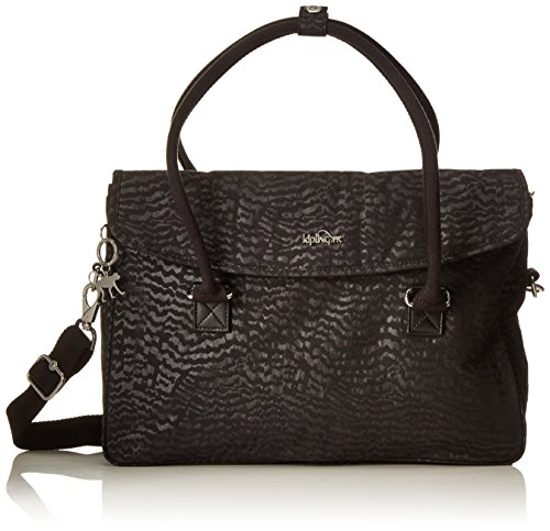 Kipling SUPERWORK S - Laptop Tasche - Black Garden - (Schwarz)