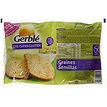 Gerblé Pan Con Semillas De Lino, Girasol Y Sésamo, Sin Gluten ...