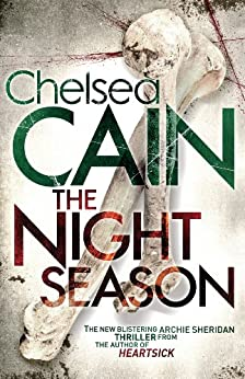 Chelsea cain new book 2016