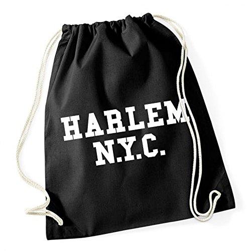Certified Freak Harlem NYC Gymsack Black