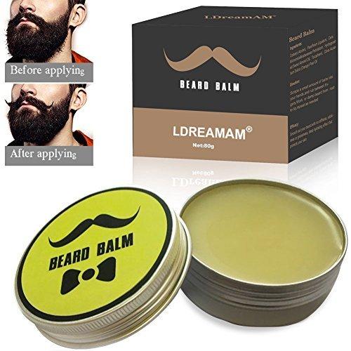 Baume assouplissant pour barbe